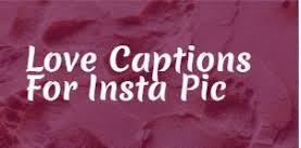 Love caption