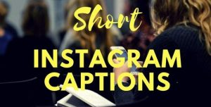 Short-Instagram-Captions