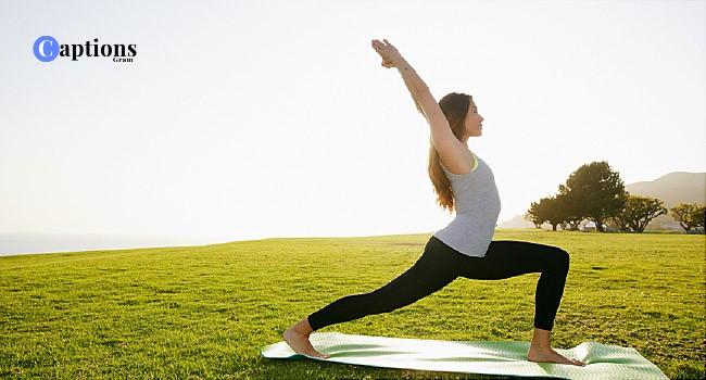 Yoga Quotes Caption Instagram