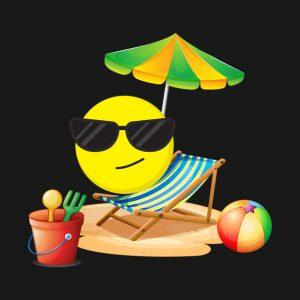 beach emoji