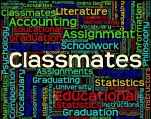 Classmates Word