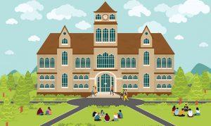 college-campus image