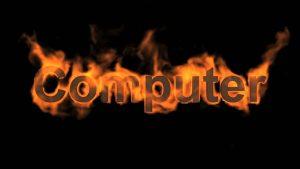 computer word