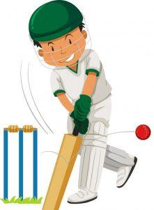 cricket player image