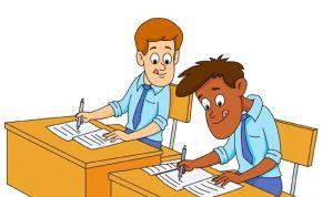 exam cartoons