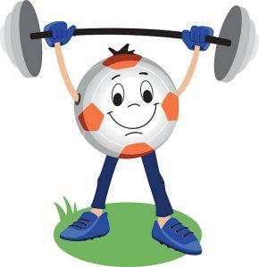 Gym emoji
