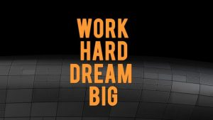 hard work image