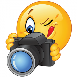 photography emoji
