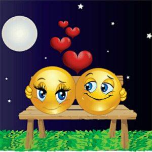two emoji images