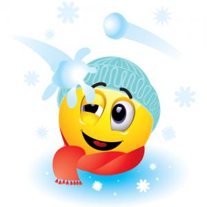 winter emoji