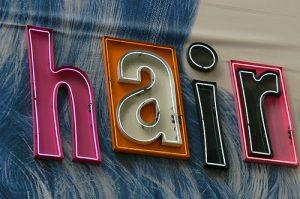 hair word