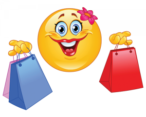 shopping-girl-emoji
