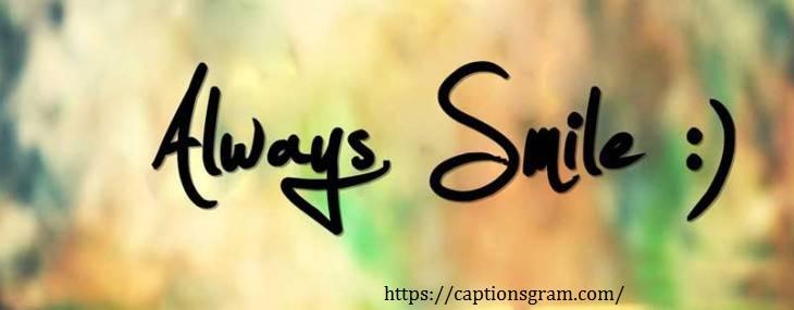 best smile captions
