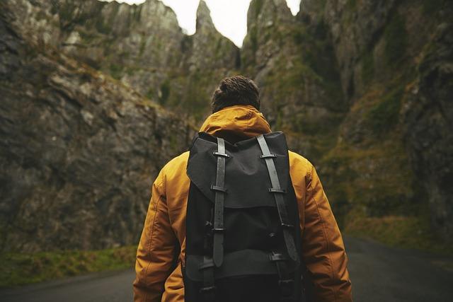 backpack adventure