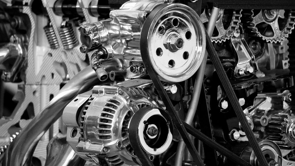 Automobile Engineer Caption
