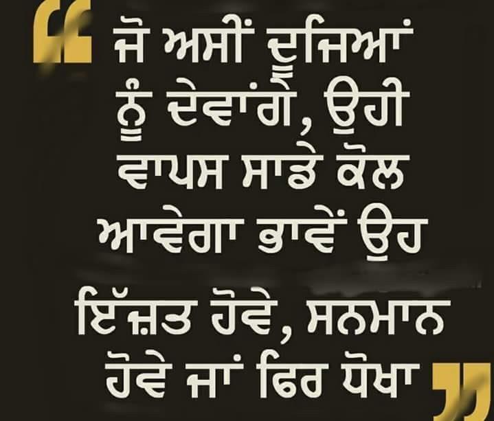 Best punjabi status