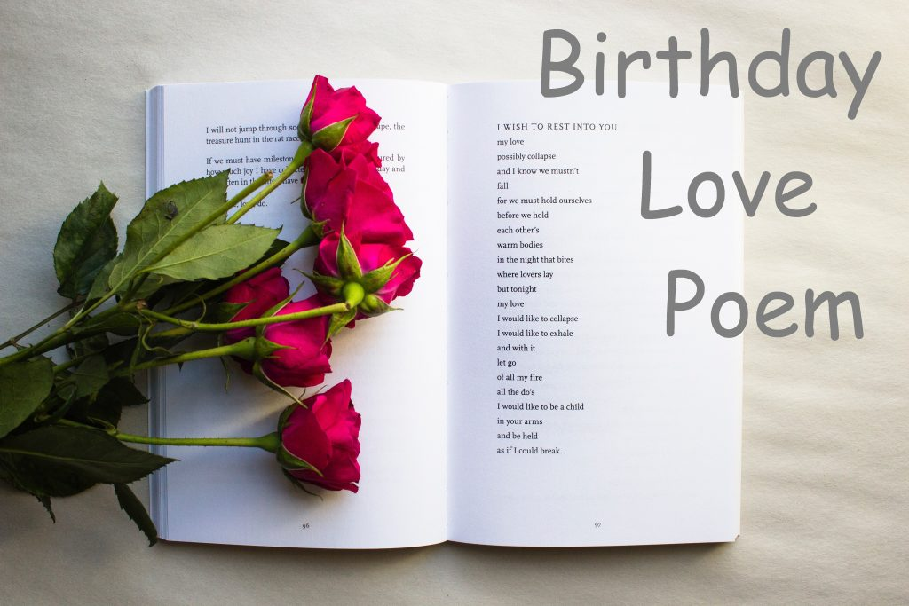 Birthday Poem for Girlfriend