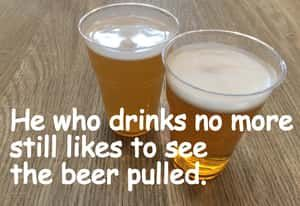 Top Famous Drinking Quotes