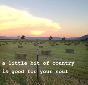 Inspiring Country Quotes About Life for Instagram