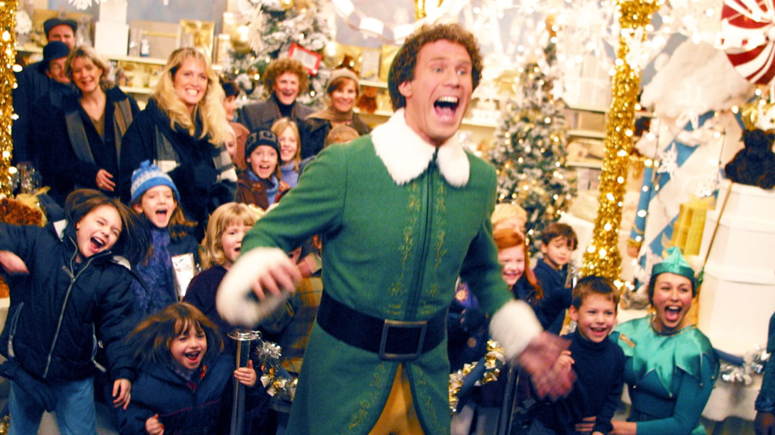 Best 'Elf' Quotes For Instagram