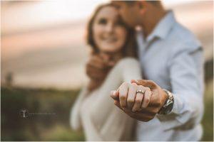 Romantic Rocking Engagement Captions