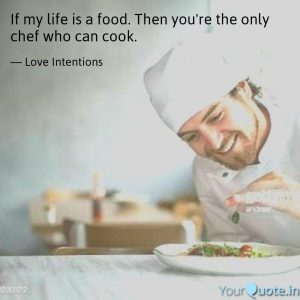 Cooking Sayings and Quotes