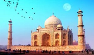 Best Taj Mahal Captions for instagram