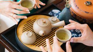 Cute Afternoon Tea Insta Captions