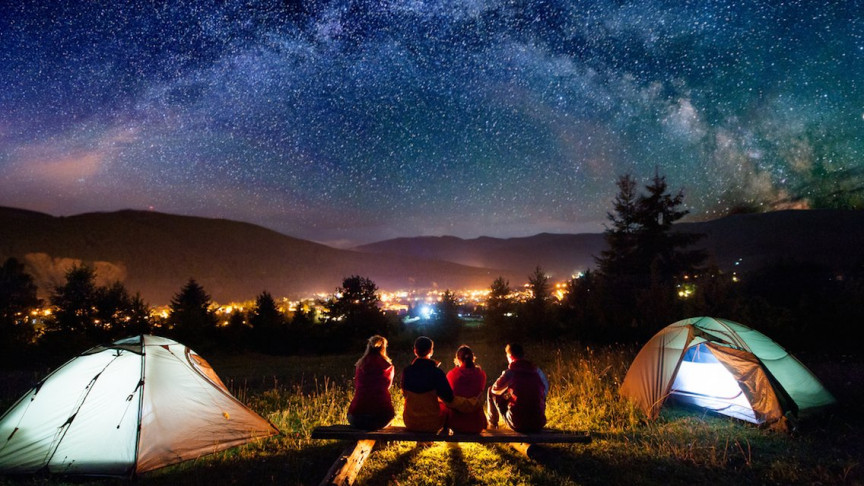 Best Camping Pick Up Lines