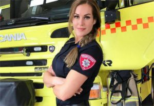 Top Firefighter Pick Up Lines