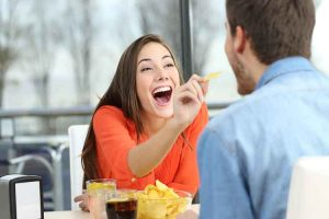 Cheesy Food Pick Up Lines