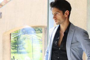 Best Men's Suit Captions for instagram