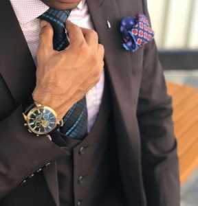 Attitude Quotes About Suits for Men for Instagram