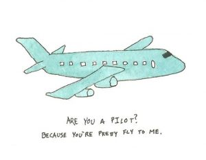 Best Pilot Pick Up Lines