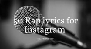Best Instagram Caption Lyrics from The Best Songs