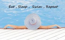 Best Swimming Captions For Instagram