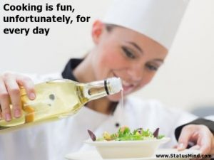 Best Cooking Quotes Captions For Instagram