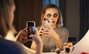 Halloween Instagram Captions Inspired by Movies