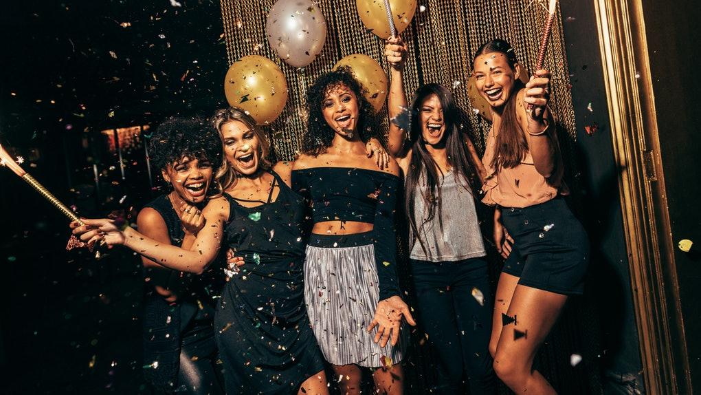Bar & Club Party Instagram Captions