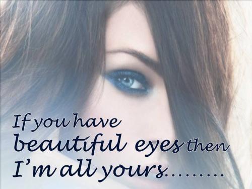 Best Eyes Status