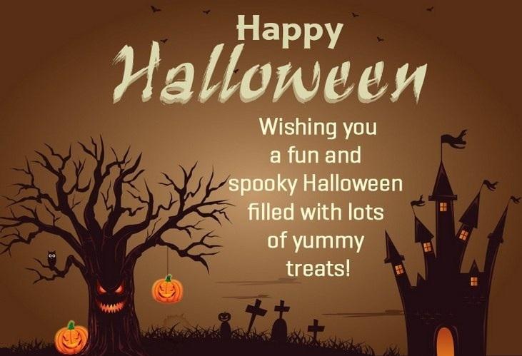 Halloween status