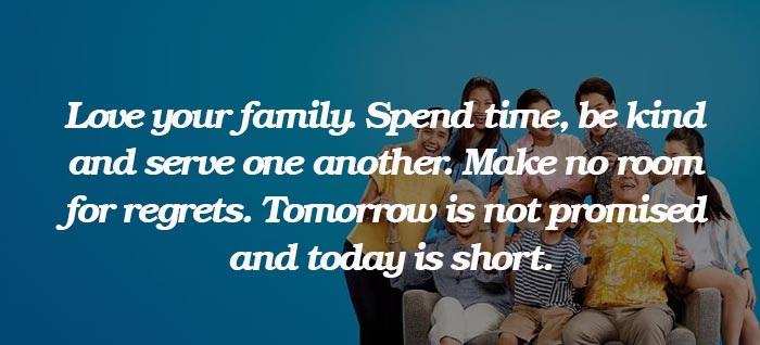 Happy Family Status