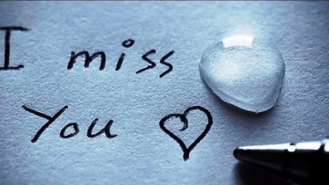I Miss You Status