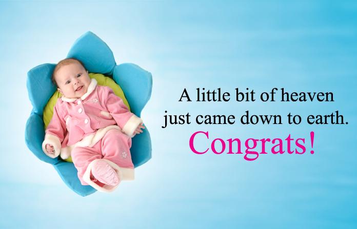 New Born Baby Status Quotes