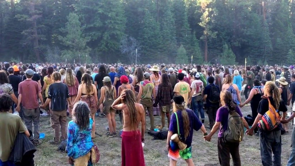 Rainbow Gathering Quotes & Captions for Instagram