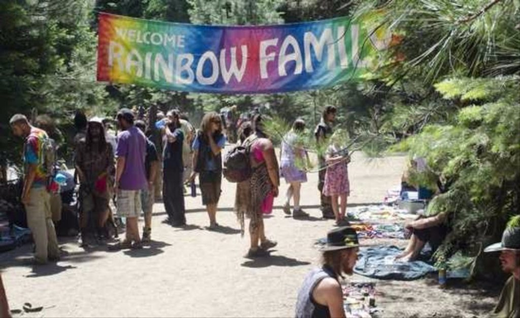 Rainbow Gathering Quotes for Instagram
