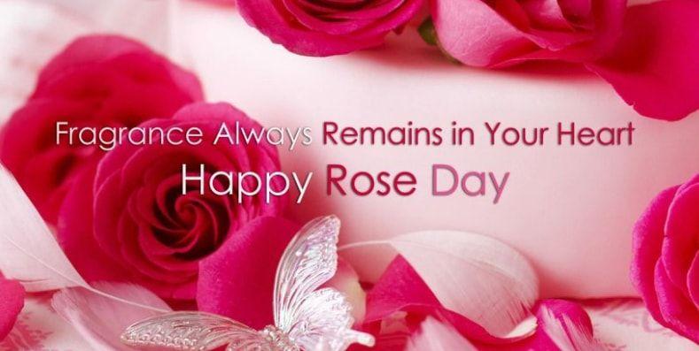 Rose Day Status Quotes