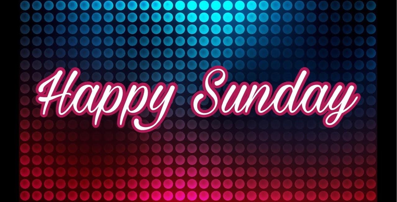 Sunday Status
