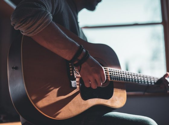 Best Guitar Captions And Quotes For Instagram