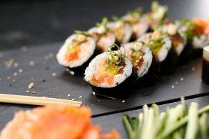 Best Sushi Instagram Captions